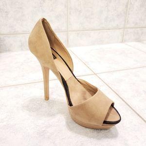 Zara Basic heel size 38 or 7.5